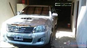 """NARCOTRAFICO EN ITATI: Sigue la búsqueda de Luis """"Gordo"""" Saucedo, líder de una banda narco"""