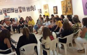 Encuentro de Narrativas de Género en la Casa de la Cultura de Goya
