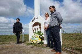 """GENERAL MADARIAGA: La hermana de Cabezas criticó que """"todos los asesinos están en libertad"""""""