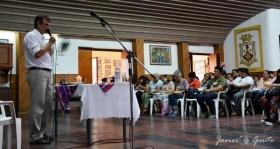 """Canecin: """"catequistas tienen que ayudar a los catecúmenos a pasar del saber al sentir"""""""