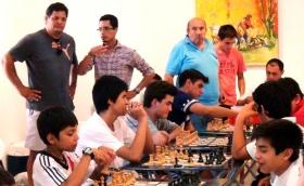 CON AUSPICIO MUNICIPAL: 1er Torneo Zonal de Ajedrez de la Ciudad de Goya