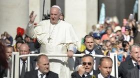"""VATICANO: En su cumpleaños 80, el Papa habló de la vejez como una etapa con """"sed de sabiduría"""""""