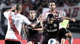 PRIMERA DIVISIÓN: Ante Lanús, River pone en juego sus chances de pelear el título
