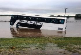 """Lifschitz: """"Llevamos tres semanas de lluvia y el agua sigue bajando de Córdoba"""""""