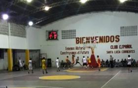 Basquetbol: Continúa el torneo de verano en Santa Lucía