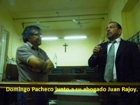 """Podría conocerse hoy la sentencia por el juicio al """"Cura Domingo Pacheco"""""""