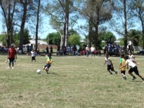 Un total éxito acompaño la disputa del 1º Torneo Nocturno Infantil organizado por el Club Municipal
