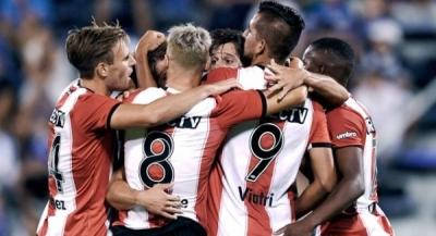BRASIL: Estudiantes empieza un nuevo camino en la Copa Libertadores