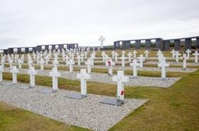 A 35 AÑOS DE LA GUERRA: La Cruz Roja arranca las tareas para identificar a 123 soldados en Malvinas