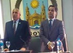 INAUGURACION SESIONES ORDINARIAS: El presidente del HCD destacó la visión conciliadora del intendente Gerardo Bassi