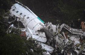 Las primeras hipótesis sobre la caída del avión que trasladaba a Chapecoense
