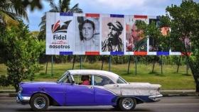 Cuba comienza a despedirse de Fidel Castro con una ceremonia que durará nueve días