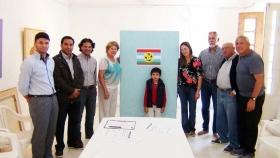 Un jurado representativo se expidió y eligió la Bandera de Goya