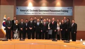 Corrientes participó de capacitación internacional del BID en Corea del Sur