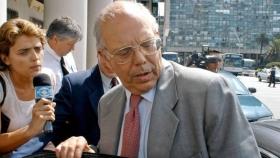 MURIÓ JORGE BATLLE, EX PRESIDENTE DE URUGUAY