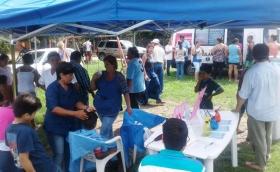 El operativo del programa El Municipio en Tu Barrio llega a la zona del aeropuerto de Goya