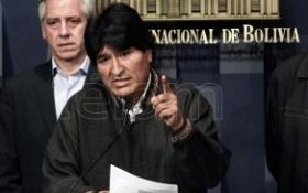"""Evo Morales contra el muro de Trump: """"Es una injusticia contra la humanidad"""""""