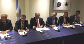 FONDOS NO REEMBOLSABLES: Colombi acordó con Nación y el BID, US$25 millones para obras