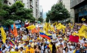 APUNTAN AL GOBIERNO DE MADURO: Asesinaron al opositor venezolano Luis Manuel Díaz en pleno acto político