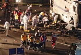 TURQUÍA: Ascienden a 38 los muertos por dos explosiones en las afueras de un estadio de Estambul