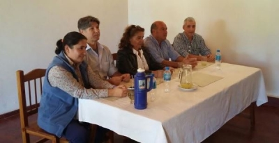 La Mesa Directiva del Partido Liberal se reunió en Goya