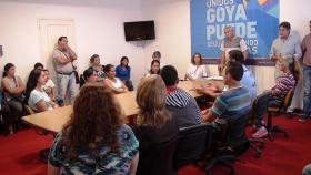 DESARROLLO HUMANO: El Municipio de Goya otorgó en comodato varios terrenos para familias en situación excepcional