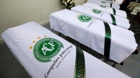Fueron identificados los 71 cuerpos del trágico vuelo del Chapecoense