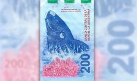 EL GOBIERNO PUSO EN CIRCULACIÓN EL NUEVO BILLETE DE $200