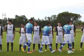 Federal C - Central igualó 1-1 con Soberanía en Corrientes
