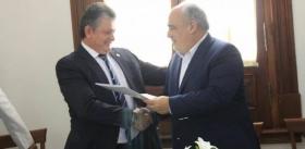 Prestó juramento de ley el nuevo presidente del Tribunal de Cuentas