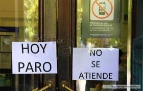Extendieron el paro bancario a 72 horas: no habrá atención viernes, lunes y martes