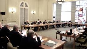 Los obispos cierran su primera reunión del año, luego de analizar la situación del país