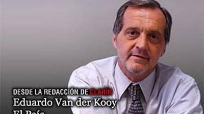 "EDUARDO VAN DER KOOY: ""Papeles que se le queman a Macri"""