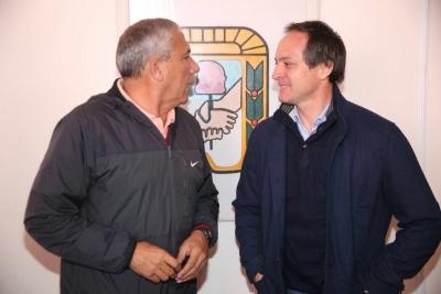 """GERARDO BASSI: """"Camau Espínola es el próximo gobernador de Corrientes, no tengo ninguna duda"""""""