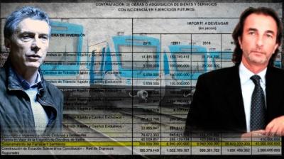 ODEBRECHT: Divulgan mails en Brasil que involucran a Calcaterra en el pago de coimas