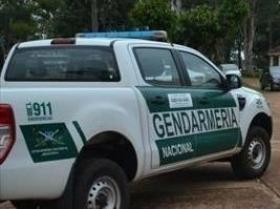 Un oficial de la Policía Federal de Goya también fue detenido