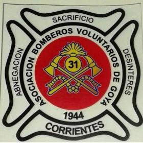 Asesor Letrado de la Municipalidad visitó el cuartel de Bomberos Voluntarios de Goya