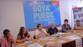 Artesanos goyanos presentaron la Cuarta Feria Artesanal