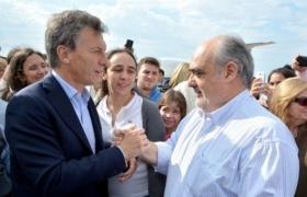 Colombi confirmó desde Asunción que se postergó la visita de Macri