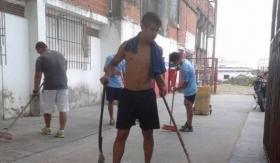 """FEDERAL C: El diario Olé se hizo eco de la """"patriada"""" de Huracán Corrientes"""