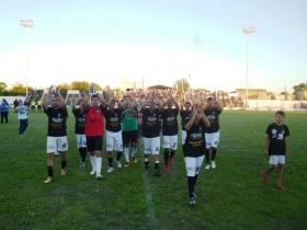 """FEDERAL """"C"""": Central vapuleó 5-0 a Soberanía y logró la clasificación"""
