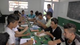 Se iniciaron los cursos de capacitación en oficios del Gobierno de Corrientes