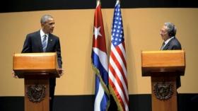 """CUBA: """"MUCHO MÁS PODRÍA HACERSE SI SE LEVANTARA EL BLOQUEO DE ESTADOS UNIDOS"""", DIJO CASTRO"""