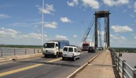 Puente General Belgrano: Precaución por trabajos de repavimentación en el puente