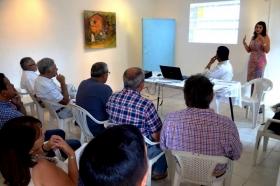 CIUDADES EMERGENTES Y SOSTENIBLES: Comenzaron los talleres de Desarrollo Urbano y Cambio Climático en Goya