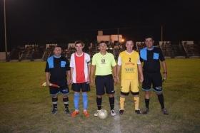 Futbol rural: por más oportuno Estudiantes se quedó con el partido de ida por el título de campeón
