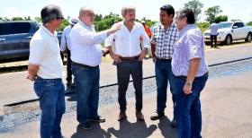"""Frigerio en Concepción: """"Corrientes va a liderar el proceso de recuperación del país"""""""