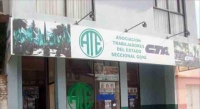 """Mario Benitez: """"La apertura de paritarias de aumentos a los municipales serán en abril"""""""