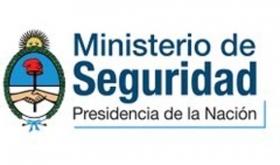 Comunicado del Ministerio de Seguridad de la Nación