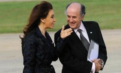 """Nuevas escuchas entre Cristina y Parrilli: """"Hay que apretar jueces"""""""